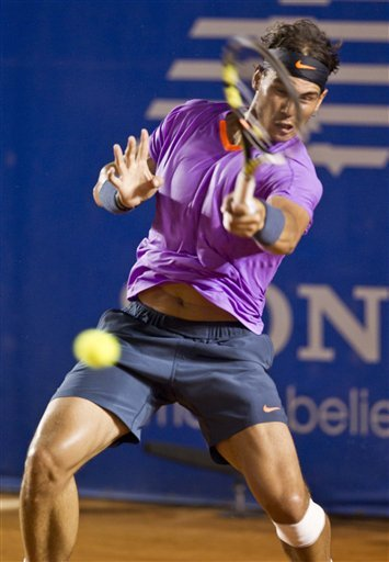 Nadal to play Ferrer in Mexican Open final