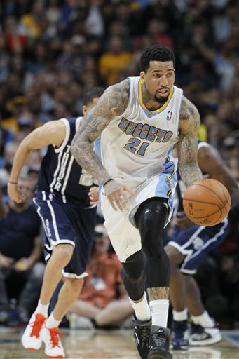 Lawson's jumper lifts Nuggets over Thunder 105-103