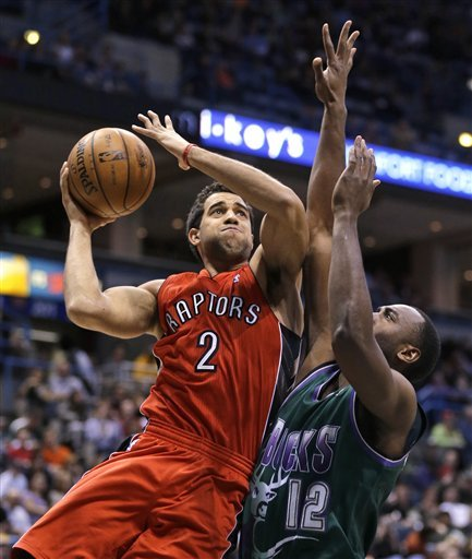 Bucks beat Raptors 122-114 in overtime