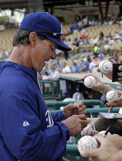 Dodgers' Puig homered, Beckett overpowering