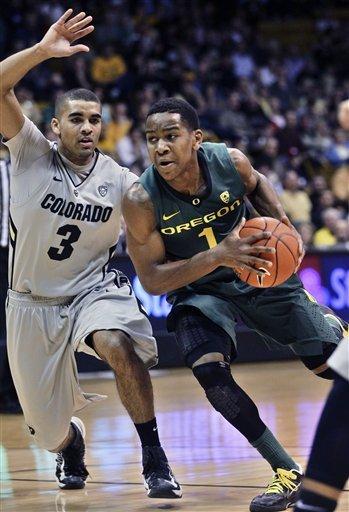 Johnson leads CU to 76-53 win over No. 19 Oregon