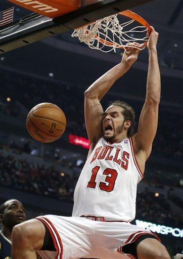 Belinelli lifts Bulls over Jazz 89-88