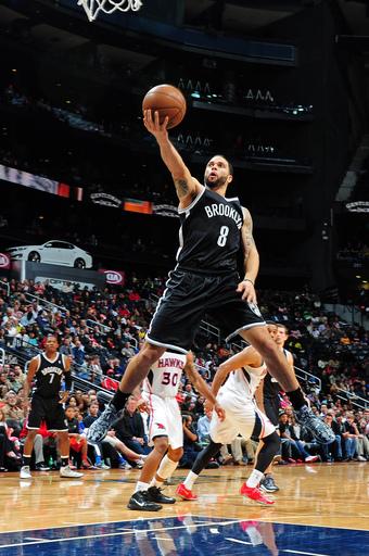 Lopez, Blatche lead Nets past Atlanta, 93-80