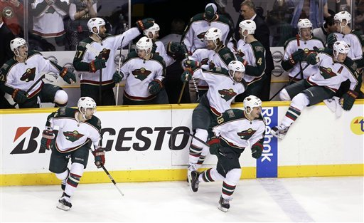 Cullen's SO goal lifts Wild over Predators 2-1