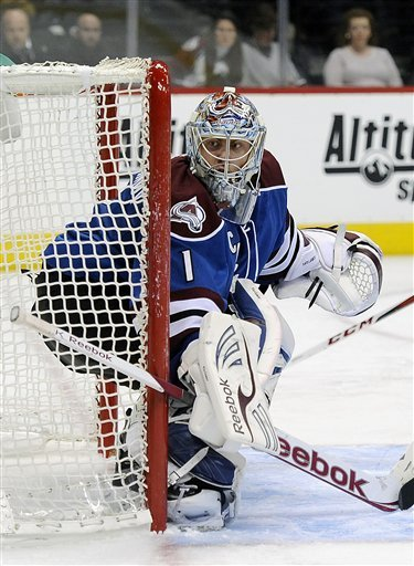 Duchene's OT goal lifts Avalanche over Sharks 3-2