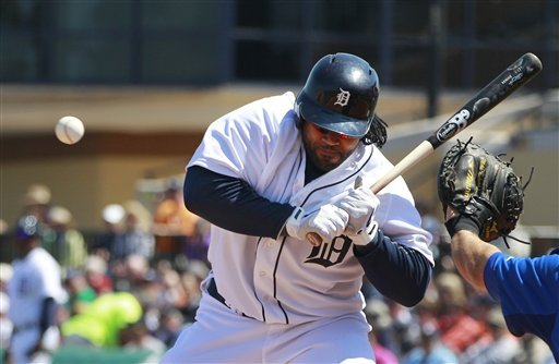 Jhonny Peralta helps Tigers beat Blue Jays