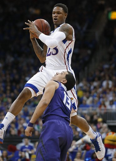 A good tournament would solidify Ben McLemore's draft standing. (AP Photo)