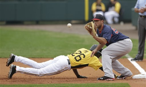 McDonald overcome shaky 1st, Pirates beat RSox 4-3