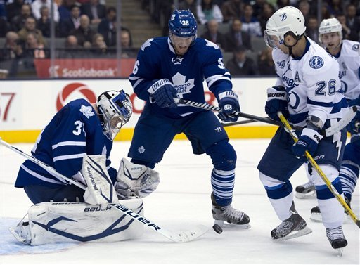 Toronto snaps 5-game skid with 4-2 win over Tampa