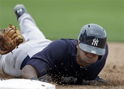 Cano's 2 RBIs help Yankees top Twins 9-7