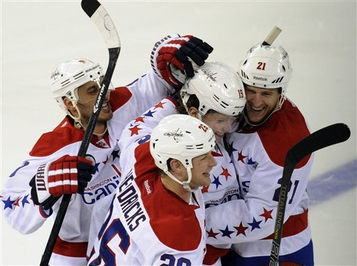 Backstrom, Ovechkin lead Caps to 3-2 SO win