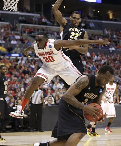 Wichita State upsets OSU 70-66 for Final Four trip