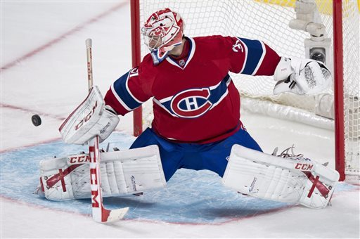 Led by Carey Price, the Canadiens have been one of the NHL's biggest surprise teams this season (AP)