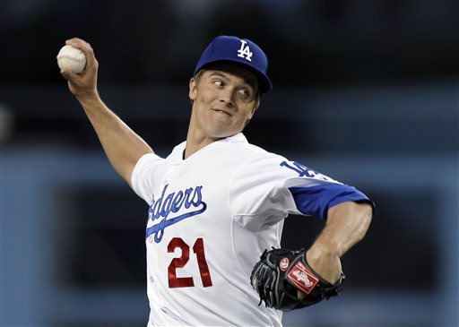Zack Greinke wins Dodgers debut, 3-0 over Pirates