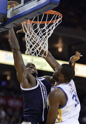 Thunder whip Warriors 116-97 behind Durant