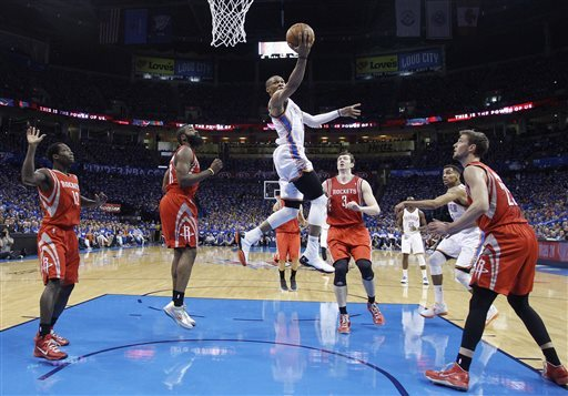 Rockets-Thunder Preview
