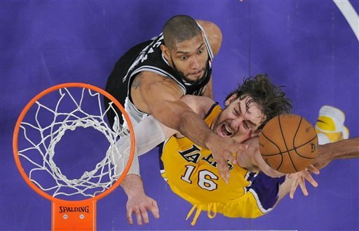 Spurs-Lakers Preview