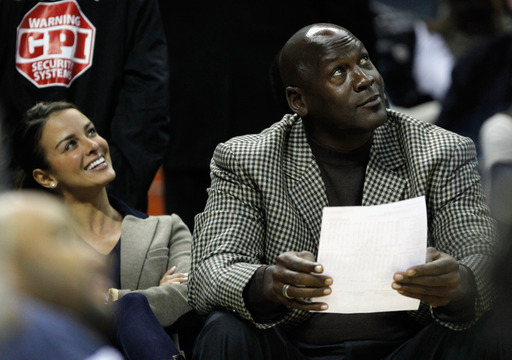 NBA's Michael Jordan marries ex-model over weekend