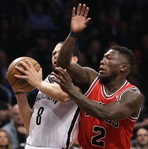 Nets-Bulls Preview