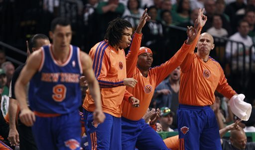 Celtics' comeback fades in 88-80 loss to Knicks