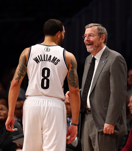 Carlesimo out as Nets coach after playoff ouster
