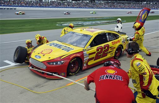 Partial win for Penske in NASCAR penalties appeal
