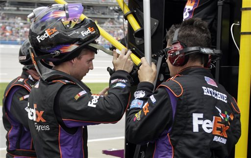 Hamlin plans to run entire race at Darlington