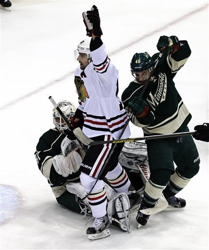 Wild-Blackhawks Preview