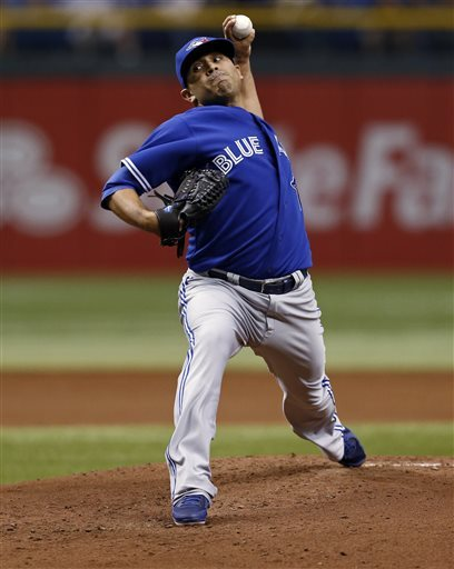 Romero sent back to minor leagues by Blue Jays