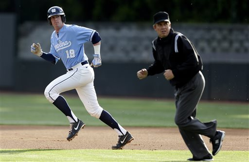 UNC's Moran driving offense for No. 1 Tar Heels