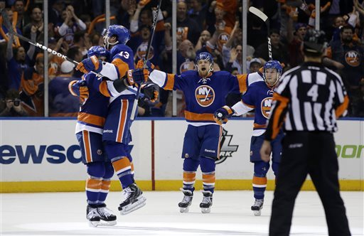 Islanders look to future after ouster vs. Pens