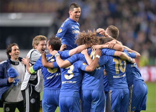 Chelsea tops AP poll after winning Euro title