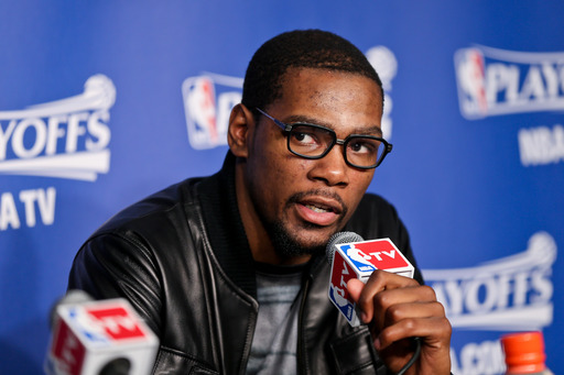 Thunder star Kevin Durant makes $1M tornado pledge