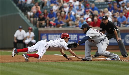 Rangers put Kinsler on DL, recall Profar