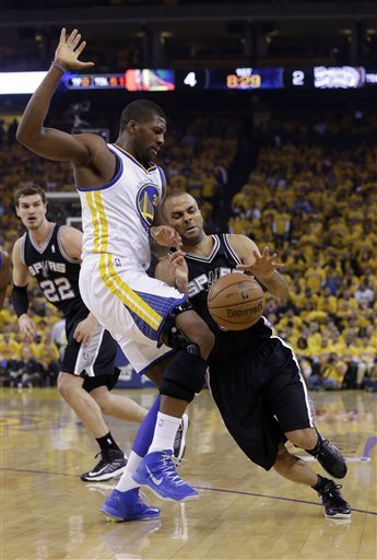After eliminating Warriors, Spurs look to Memphis