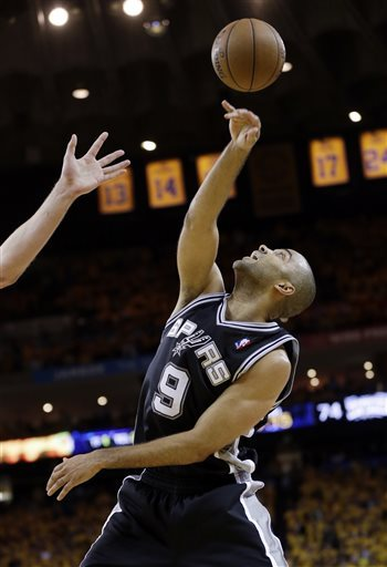 Parker, Spurs set to face Grizzlies