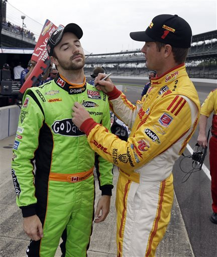 Andretti team is clear favorite for Indy pole