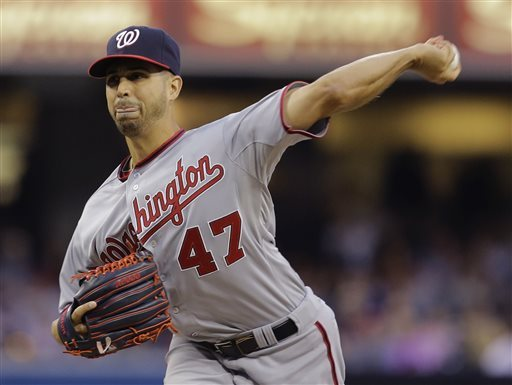 Tracy's HR in 10th lifts Nats over Padres 6-5