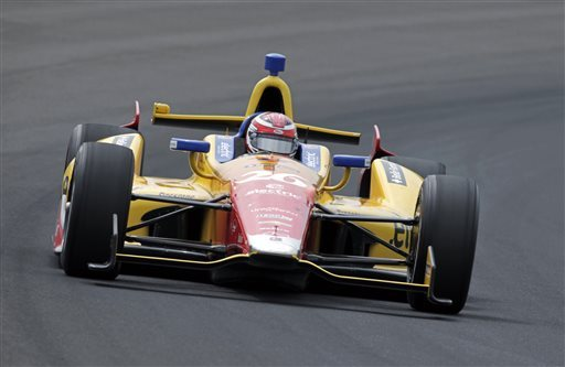 Munoz, Daly follow different paths to Indy 500