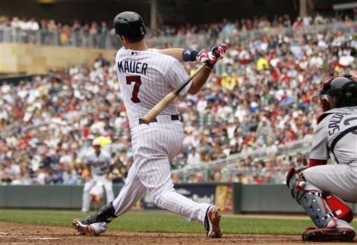 Twins drop fifth straight, 5-1 to Red Sox
