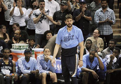 Grizzlies-Spurs Preview