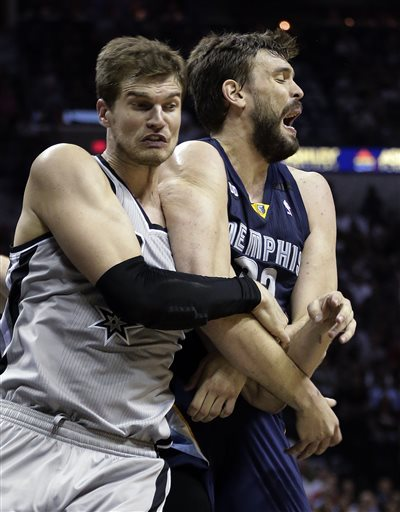 Grizzlies-Spurs Preview