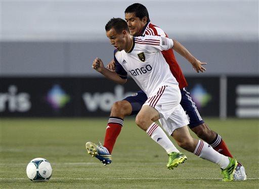 Grabavoy powers RSL to 4-1 win over Chivas