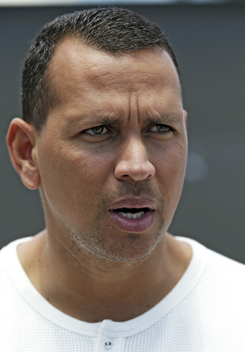 A-Rod increases on-field work in injury rehab