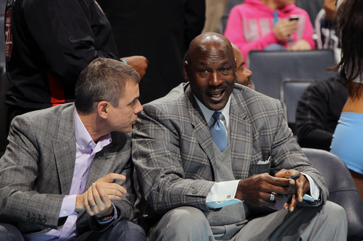 AP Source: Jordan changing team name to Hornets