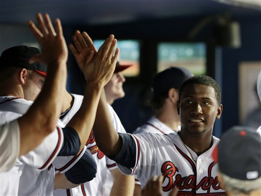 Teheran pitches Braves past Twins