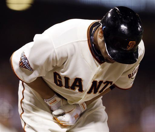 Ryan Vogelsong, Santiago Casilla go on Giants' DL