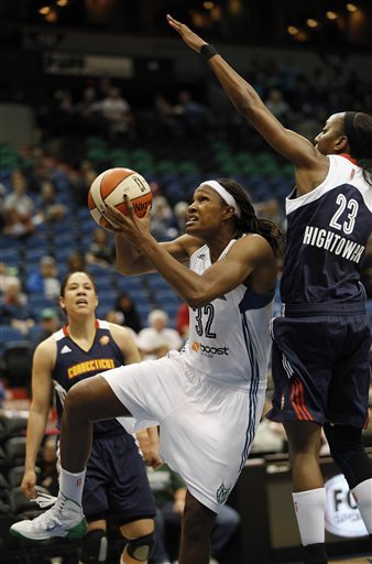 Lynx hungry after WNBA finals loss