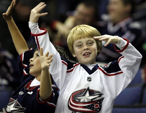 With winning comes tickets boost for Blue Jackets