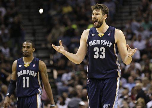 Spurs-Grizzlies Preview